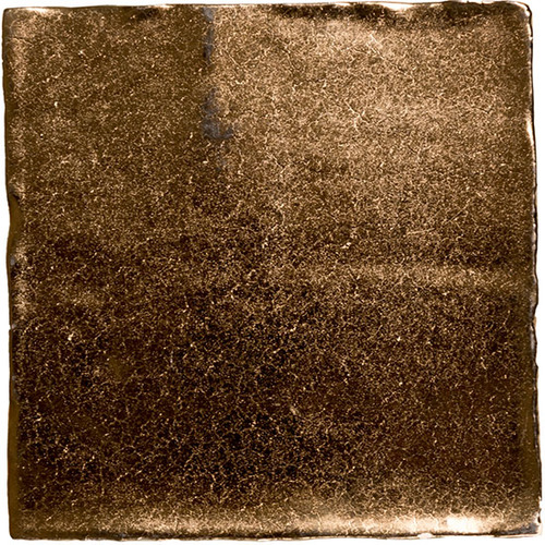 Villa Dark Gold Metallic 13x13
